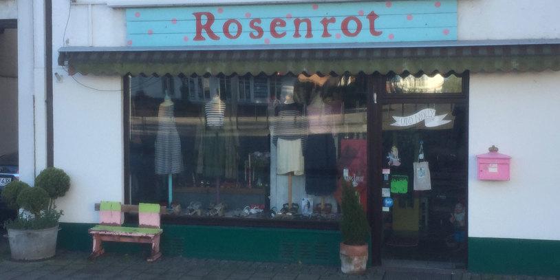 Rosenrot Außenansicht