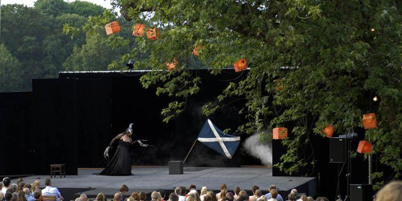 Shakespeare im park das festival im b rgerpark for Innendekoration vankann gmbh