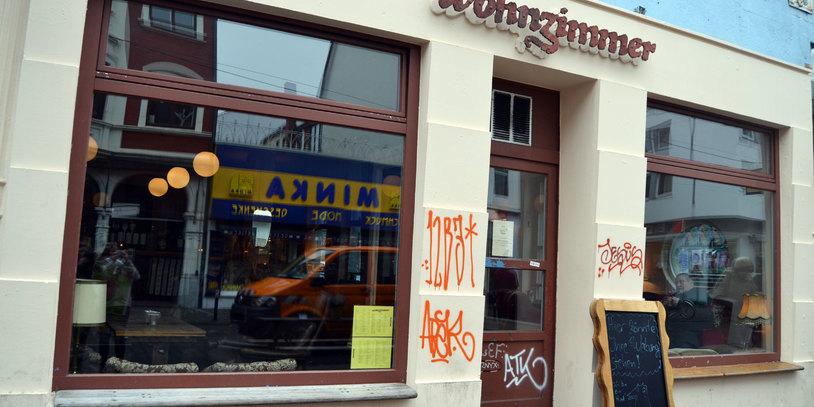 Cafés with WLAN