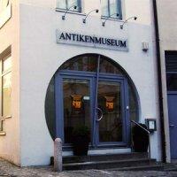 Eingang zum Antikenmuseum im Schnoor