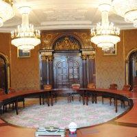 Senatssaal im Rathaus