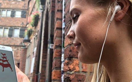 Audioguide-Tour durch Bremen