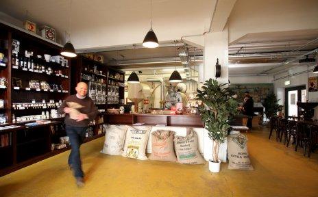 Kaffeerösterei Lloyd Caffee in Bremen