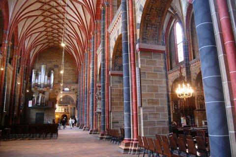 Bremer Dom von innen