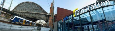 Adfc Radstation am Bremer Hauptbahnhof
