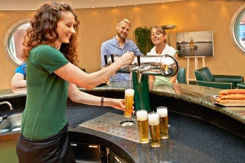 Verkostung bei der Beck's Brauerei Bremen