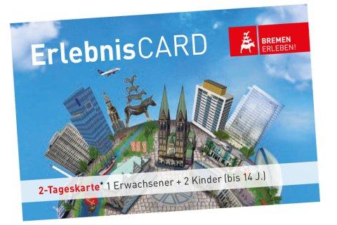 ErlebnisCARD Bremen
