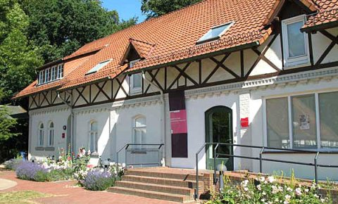Das Gebäude, in dem sich das Krankenhaus Museum befindet