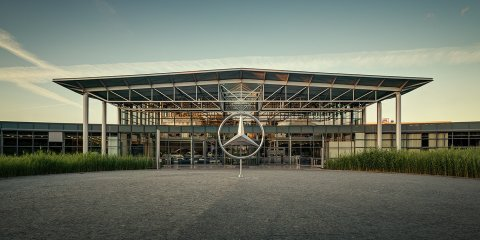 Kundencenter von Mercedes-Benz Bremen