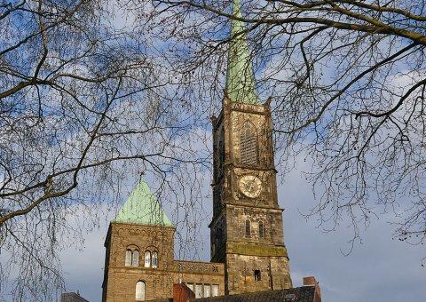 Kulturkirche St. Stephani in Bremen