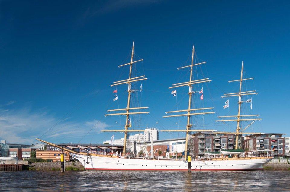 Schulschiff Deutschland in Vegesack